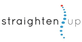 Straighten up logo